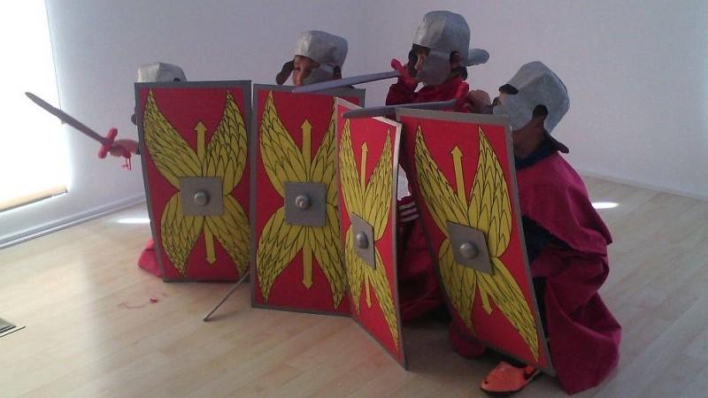 slider - Ejército romano