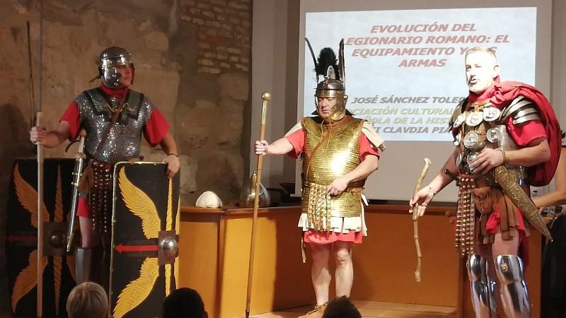 slider - Taller ejército romano